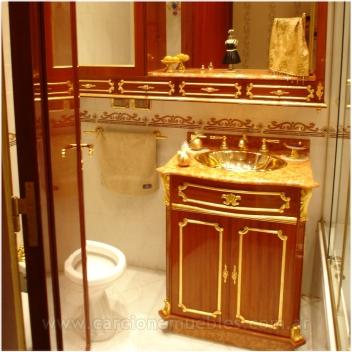 Muebles de ba o for Muebles de bano con estilo
