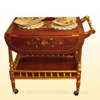 Muebles de estilo h ctor carcione e hijo ebanister a - Estilo de muebles ...