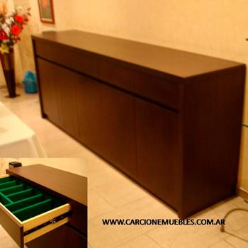 Muebles modernos h ctor carcione e hijo ebanister a for Fabrica de sillones modernos en buenos aires