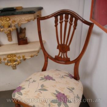 Encolado de sillas h ctor carcione e hijo ebanister a - Sillas estilo ingles ...